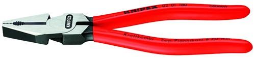 Kombinované kleště silové 0201180 Knipex, kombinačky 180 mm