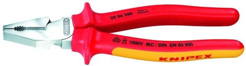 Kombinované kleště silové Knipex 0206200, 1000V