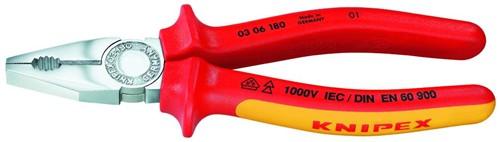 Kombinované kleště 160 mm Knipex 0306160, 1000V