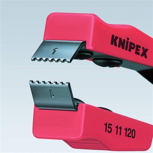 Pinzeta 1511120 - náhradní pár nožů vel. 0,6 mm