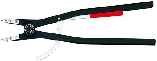 Knipex 4610A5 Kleště na vnější pojistné kroužky 122-300 mm