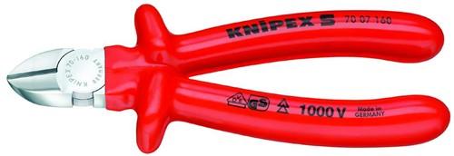 Knipex 7007160 boční štípací kleště (břit s fazetou), 1000V - 3 ks skladem