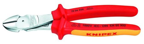 Knipex 7406250 kleště štípací boční, 1000V
