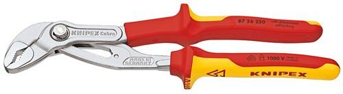Sika kleště Knipex Cobra 8726250 Hightech 1000 V