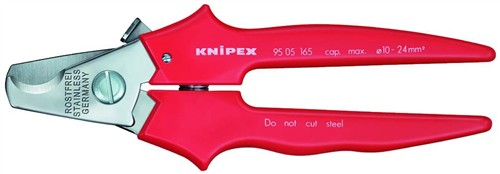 Knipex 9505165 kabelové nůžky 165 mm