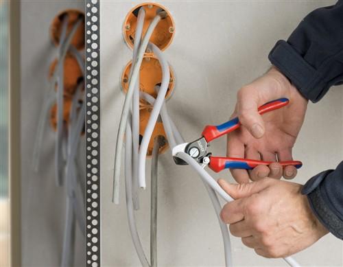 Knipex 9522165 kabelové nůžky 165 mm
