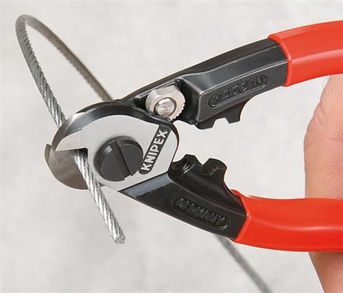Knipex 9561190 nůžky na dráty, drátěná lana (nůžky na bowdeny)