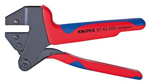 9743200-A Víceúčelové lisovací kleště Knipex bez kufříku - Dopravíme zdarma