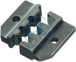 Lisovací profil 974909 na dutinky ke kleštím 9743200 (rozsah 10-16-25 mm²)