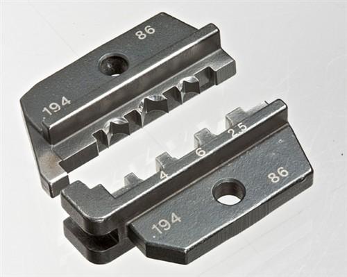 Lisovací profil 974965 pro solární konektory MC 3 (Multi-Contact)