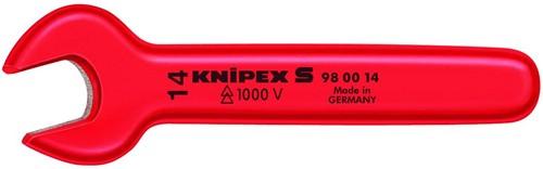 Knipex 980010 jednostranný plochý klíč vel. 10, 1000V