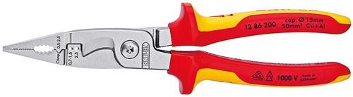 Knipex 1386200 multifunkční elektroinstalační kleště, 1000V