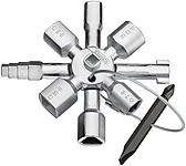 001101 TwinKey® pro běžné skříně a systémy zavírání, Knipex