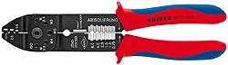 Lisovací kleště 9721215B na neizolované otevřené konektory