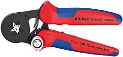 Knipex 975304 lisovací kleště na dutinky (0,08-16,0 mm²) - skladem 9.12.2016
