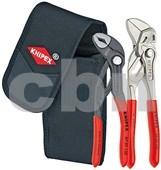 Sada nářadí Knipex 002072V01 - Klešťový klíč 8603150, sika kleště Cobra 8701125