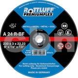 Řezný kotouč na kov 100x3,0x16,0 mm - A24R/41 (rovné provedení)