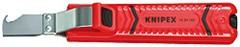 Knipex 1620165SB nástroj pro stahování plášťů kabelů pr. 8 - 28 mm
