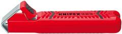 Knipex 162016SB nástroj pro stahování plášťů kabelů pr. 4-16 mm