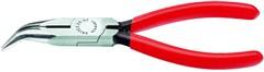 Půlkulaté kleště 2521160 s ostřím (zahnuté) Knipex
