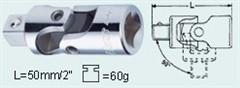 """Kardan univerzální 3/8"""", délka 50 mm Hans Tools"""