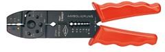 Lisovací kleště 9721215 na izolovaná kabelová oka a konektory