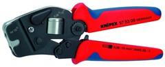 Knipex 975309 lisovací kleště na dutinky (rozsah 0,08-16,0 mm²), doprava zdarma