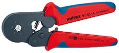 Knipex 975314 lisovací kleště na dutinky (rozsah 0,08-6,0 mm²), doprava zdarma