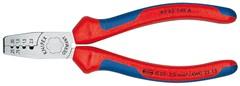 Knipex 9762145A lisovací kleště na koncové dutinky (0,25 -2,5 mm2, AWG 23-13)