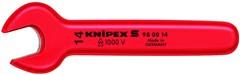 Knipex 980014 jednostranný plochý klíč vel. 14, 1000V