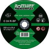 Řezný kotouč na beton 500x5,0x40,0 mm - C24R - BF2, Rottluff - 1 ks skladem