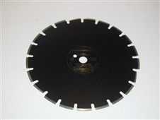 Diamantový kotouč 300 mm na asfalt (300x25,4 mm)
