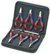 Knipex 002016 - souprava kleští pro elektroniku v pouzdře